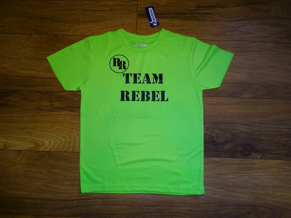 Rebel Runners Medway - Child Supporter T-Shirt